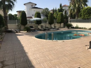 LUXURY DETACHED VILLA FOR SALE IN ANTALYA BELEK WITH POOL