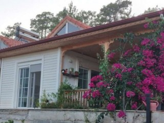 Magnificent Garden House For Sale In Adrasan Center In Antalya