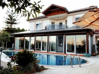 Magnificent VILLA in 579 m2 full furnished in ANTALYA