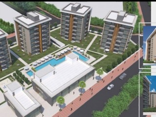 3+1 LUXURY APARTMENTS IN GÖKSU ANTALYA HOLIDAY INVESTMENT