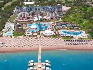 Belek luxury 1600 room hotel for sale Turkey