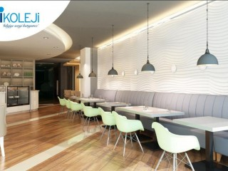 Private school canteen in Ataşehir Rental price: 5,000 TL