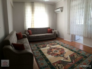 YEŞILYURT renovated corner Head South 2 + 1 apartment for sale