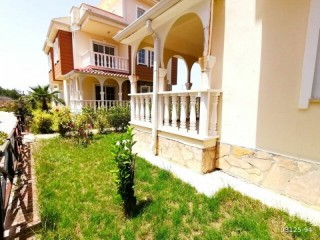 3+1 GARDEN VILLA FOR SALE IN ALANYA INCEKUM 2.5 KM FROM SEA