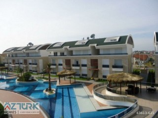 APARTMENT FOR SALE IN ANTALYA SIDE THE HILL SITE