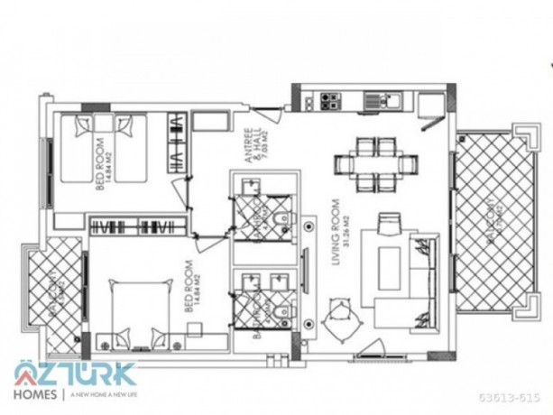 apartment-for-sale-in-antalya-side-the-hill-site-big-6