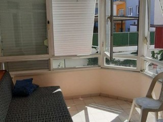 2+1 apartment 50 meters to sea separate kitchen 110 m2 Alanya