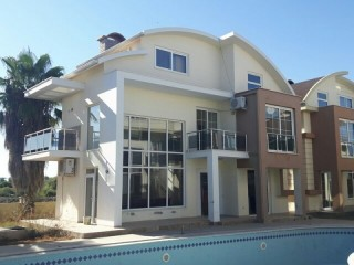 BELEK 250 M2 3 + 1 triplex VILLA with swimming pool 660,000 TL