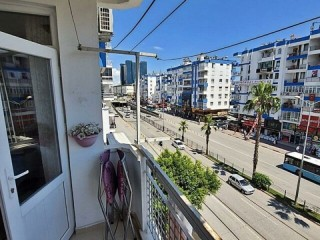 3+1 apartment for sale in a very beautiful location in Muratpasa