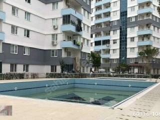 Perfect Konyaalti Sarısu 2 + 1 American Self-Catering Apartment On Site With Pool