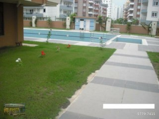 ANTALYA 3+1 APARTMENT ON FLOOR ON THE ULTRALUX SITE NEAR THE STREET