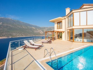 Kas luxury vacation rental property with seaview Turkey