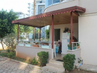 1 + 1 Garden floor apartment with separate entrance Antalya