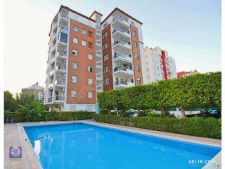 1+1 LUXURY APARTMENT WITH RENT FROM KOÇAK RESIDENCE 2000 TL IN CAGLAYAN