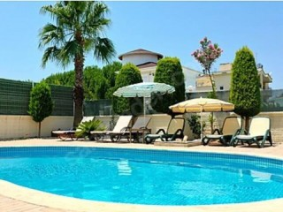 LUXURY GOLF VILLA ACROSS GOLF CLUBS N BEACHES IN ANTALYA BELEK WITH POOL