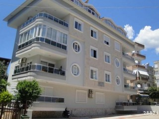 4 + 1 duplex apartment for sale in Alanya central Palace neighborhood