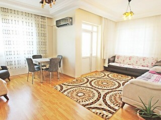 MURATPAŞA KIZILARIK 3 + 1 LUXURY 145M2 APARTMENT ON THE BUILT FLOOR
