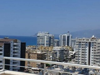 MAGNIFICENT SEA AND NATURE VIEW DUPLEX IN ALANYA MAHMUTLAR