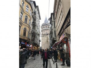 Istanbul hotel for sale with Tenant near Galata Tower