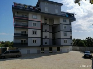 3+1 new apartment for rent near Alanya Oba State Hospital
