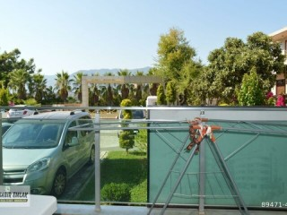 ALANYA KESTEL 1 + 1 FURNISHED APARTMENT FOR RENT FULL