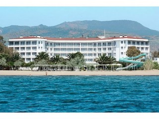 Izmir 4 Star Beach Hotel For Sale 140 Rooms