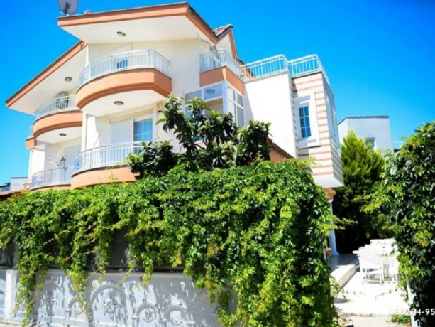villa-for-rent-with-private-pool-sheltered-between-belek-kadriye-big-8