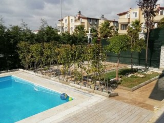 DETACHED VILLA WITH POOL BETWEEN BELEK KADRIYE