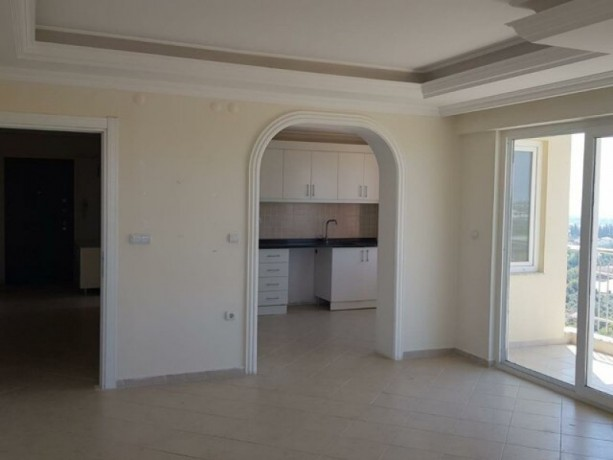3-1-apartment-for-rent-on-site-near-ermenek-junction-of-antalya-airport-road-big-1