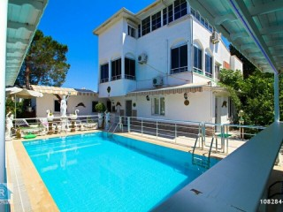 DAILY RENTAL VILLA WITH PRIVATE POOL FOR RENT BETWEEN BELEK KADRIYE