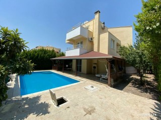 DAILY RENTAL DETACHED VILLA WITH POOL BETWEEN KADRIYE BELEK