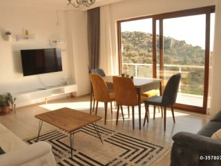 A super weekly rental house with sea and nature views in Kalkan