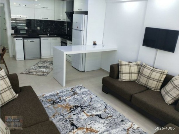 furnished-2-1-apartment-for-rent-in-a-luxury-site-in-sarisu-big-7