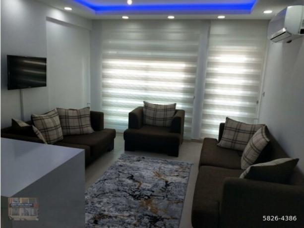 furnished-2-1-apartment-for-rent-in-a-luxury-site-in-sarisu-big-9