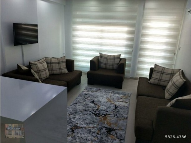 furnished-2-1-apartment-for-rent-in-a-luxury-site-in-sarisu-big-6