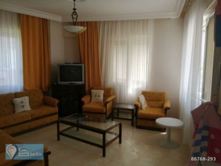 2 + 1 RENTAL APARTMENT WITH SEA FLOOR IN ALANYA TOSMUR