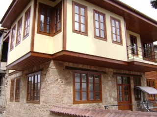 2 traditional houses for sale in famous old town Antalya