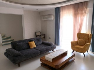 Kemer Center Marina 2 bedrooms apartment for rent with luxury American Kitchen