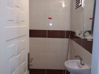 Furnished 2+1 Garden floor for rent in GÜZELOBA
