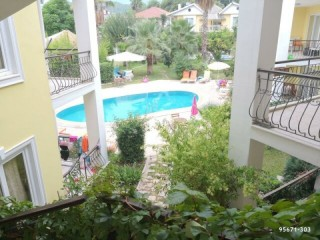 Kemer Resort 3 bedroom apartment for rent with Pool near the Center
