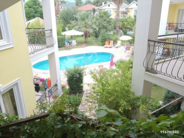kemer-resort-3-bedroom-apartment-for-rent-with-pool-near-the-center-big-0