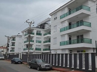 Construction company: 36 apartments for sale in KEPEZ, Antalya