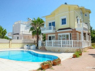 LUXURY VILLA WITH DETACHED POOL BETWEEN BELEK KADRIYE