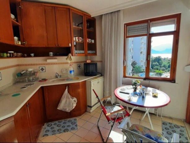 3-bedroom-apartment-rental-monthly-in-complex-antalya-center-big-0