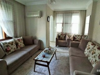 1 BEDROOM APARTMENT FOR RENT NEAR THE SEA IN ALANYA CENTER