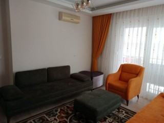 FURNISHED APARTMENT FOR SINGLE OR FAMILY IN MANAVGAT BEACH