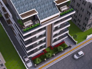 Amazing 1, 2, 3 bedroom apartment project by old town Antalya