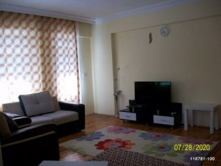 FURNISHED APARTMENT FOR RENT IN MANAVGAT CENTER 3 BEDROOMS