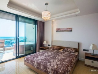 14000 TL MONTH RENT ULTRA LUXURY 2+1 APARTMENT FOR RENT IN ALANYA KONAKLI