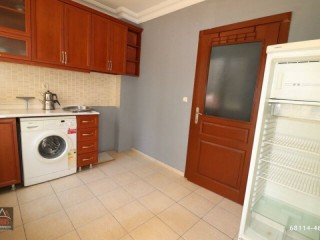 PARTIALLY FURNISHED 2 + 1 APARTMENT FOR RENT KIZILARIK CENTRUM ANTALYA CITY